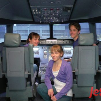 Thomas B.s Bewertung zum Flugsimulator-Erlebnis