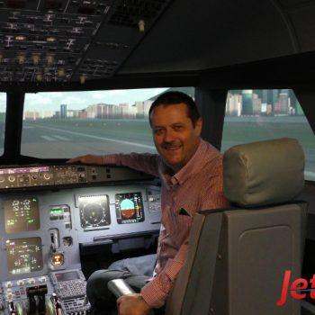 Neue Bewertung zum JetSim-Flugsimulator