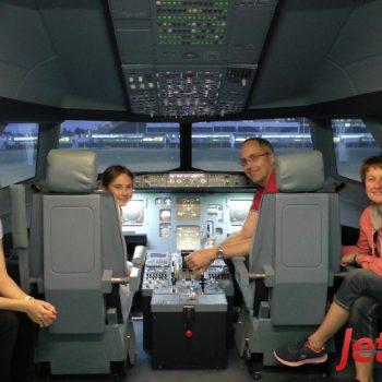 Bewertung von Ralf zu seinem Erlebnis im Flugsimulator