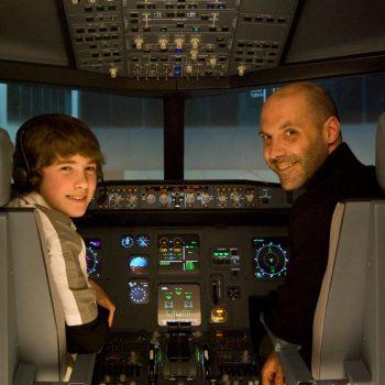 Das Erlebnis im A 320 Flugsimulator Berlin von JetSim