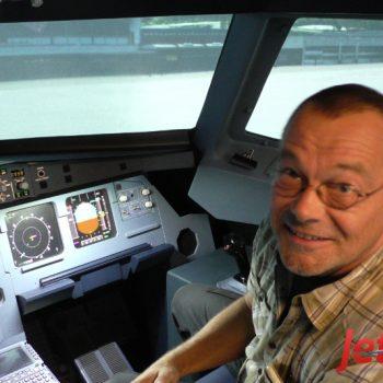 Im Flugsimulator Berlin von JetSIm tolle Eindrücke erleben