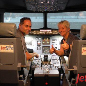 Ein tolles Erlebnis in Berlin: der JetSim Flugsimulator