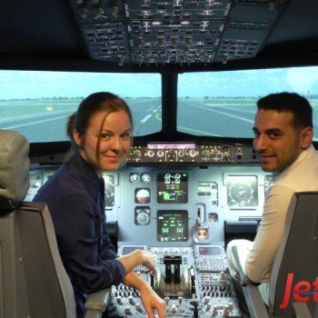 Pilot Erlebnis