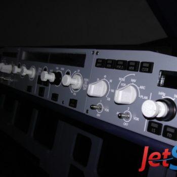 Die neue Autopiloten-Einheit wurde im Flugsimulator eingebaut